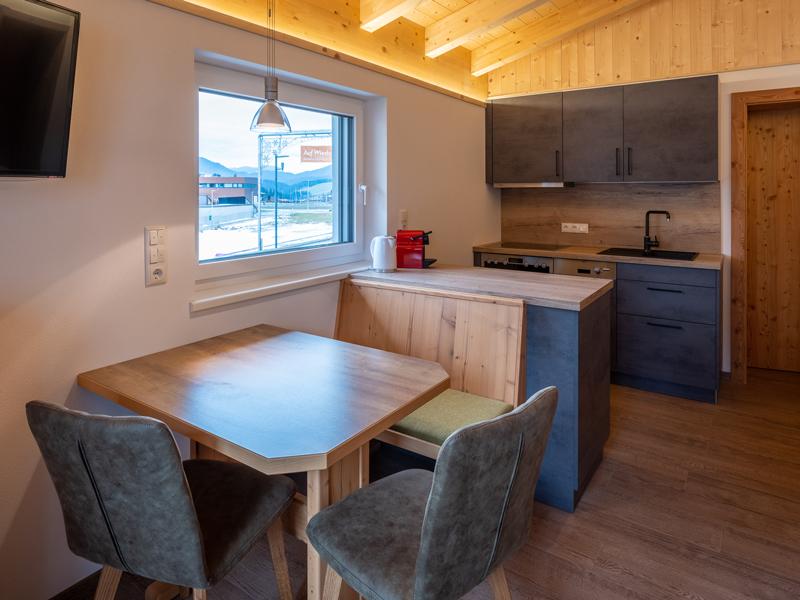 Wohn-Essbereich Appartement Dorf